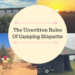 The Unwritten Rules of Camping Etiquette
